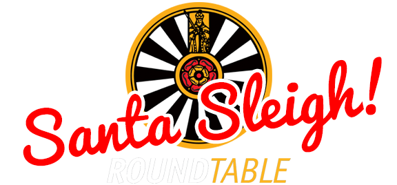 Lichfield Round Table Santa